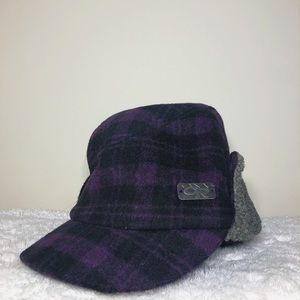 Purple Outdoor Research Yukon Cap